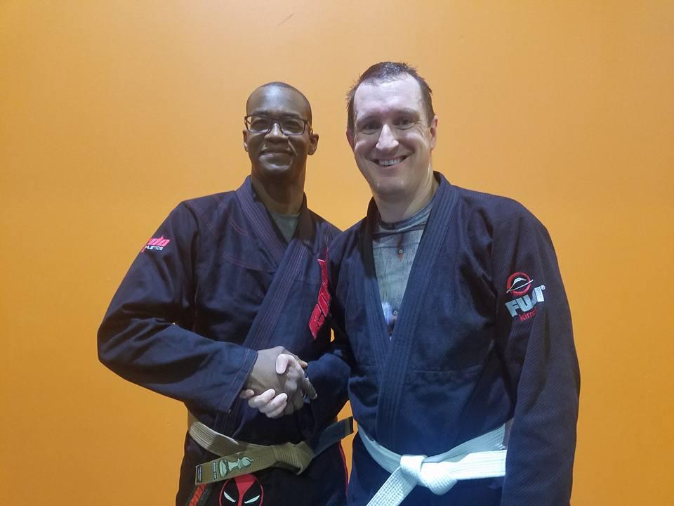 Brazilian Jiu Jitsu Dentist Pasadena Texas