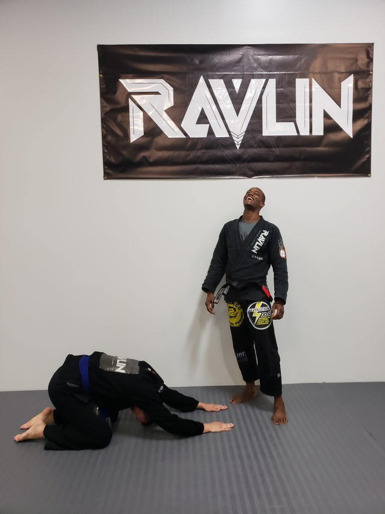 Ravlin BJJ with Dr. Nugent